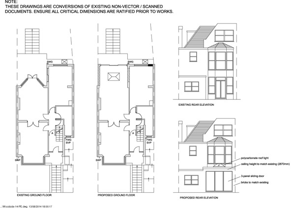 Plan To Elevation Converter : D drawing services include cad conversion floor plans